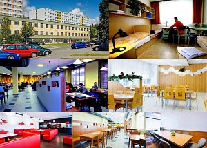 Hotel a hostel Palack� - kampus VUT [Zv�t�it - nov� okno]