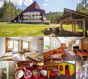 Hostel T�le - D�m horsk� slu�by (690 m) [Zv�t�it - nov� okno]