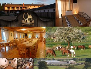 Q RANCH u pramene Dyje [Zv�t�it - nov� okno]